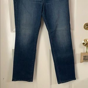 LOFT Jeans - Ann Taylor Loft Modern Straight Jeans / Size 14P
